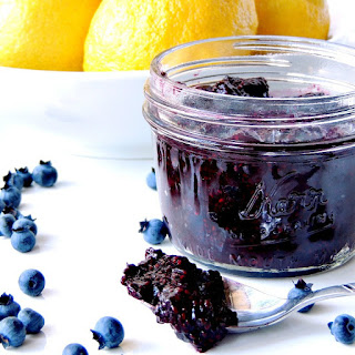Blueberry Chia Jam.