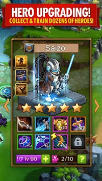 Magic Rush: Heroes APK screenshot thumbnail 3