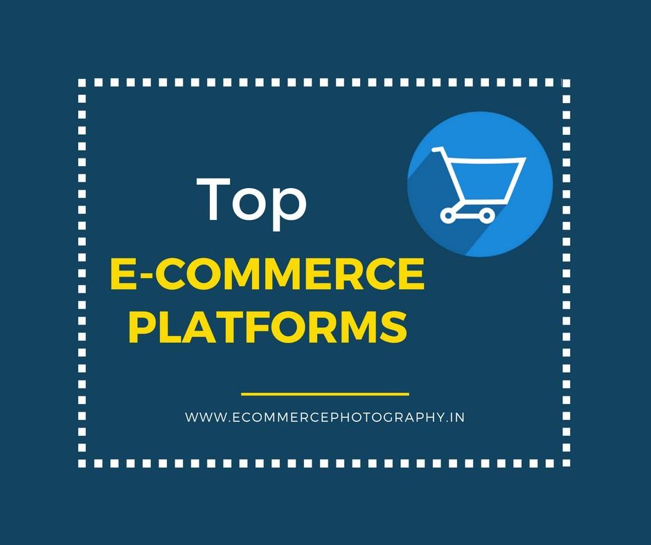 Top E-commerce Platforms