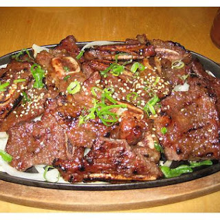 Korean Barbequed Short Ribs