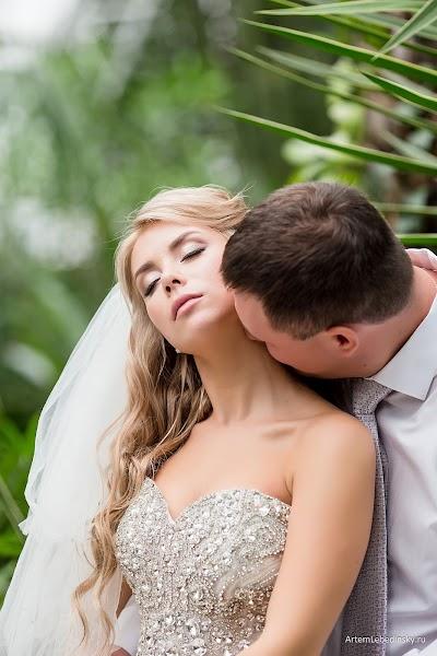 Wedding photographer Artem Lebedinskiy (ArtSoft). Photo of 04.04.2016