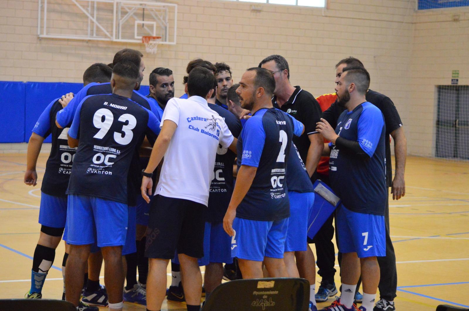 Una mala segunda mitad condena al CBM Cantera Sur El Ejido - La Voz de Almería