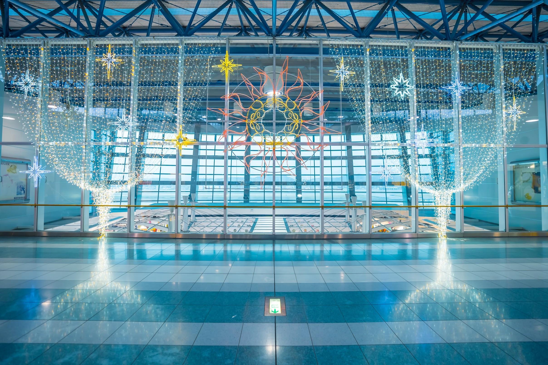 福岡空港 国際線ターミナル3