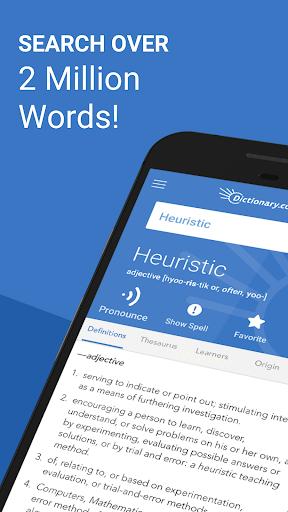 Dictionary.com: Search Words & English Vocabulary screenshot