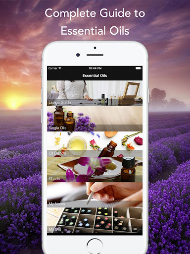 Download Essential Oils Reference Guide for doTERRA MOD APK 10
