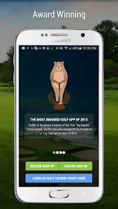 GOLFLER Rangefinder & Golf GPS screenshot 0