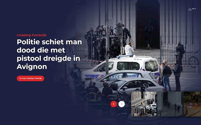 NU.nl Nieuws Tab