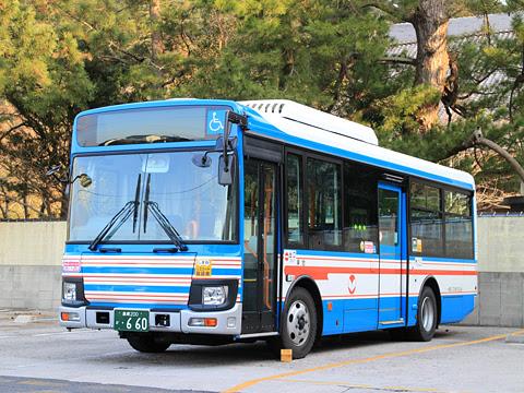 一畑バス「出雲大社線」 ・660 復刻塗装