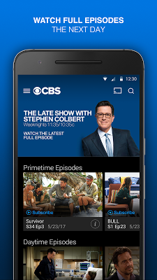 CBS Full Episodes and Live TV - screenshot