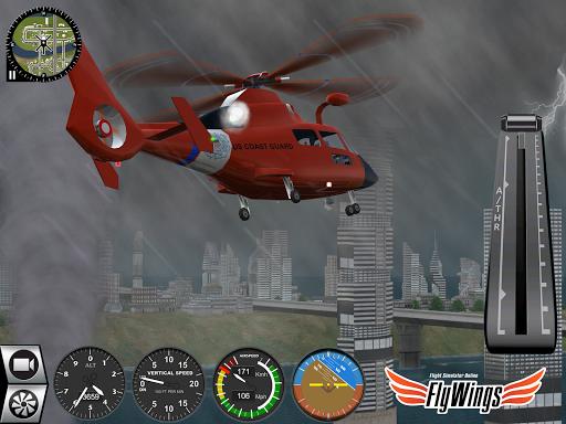 Helicopter Simulator 2016 Free  screenshots 14