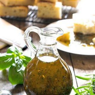 Herb-Infused Oil