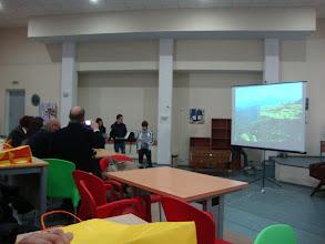 Photo: Presentation about Cyprus