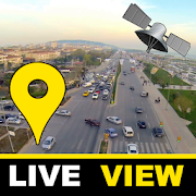 Gps live satellite view : Street && Maps