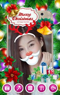 Christmas Photo Editing Effect - náhled