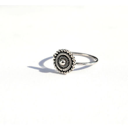 Silverring Made-2