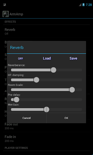 ArmAmp Music Player screenshot 5