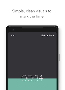 Strive Minutes - Simple Meditation Timer with Sync Screenshot