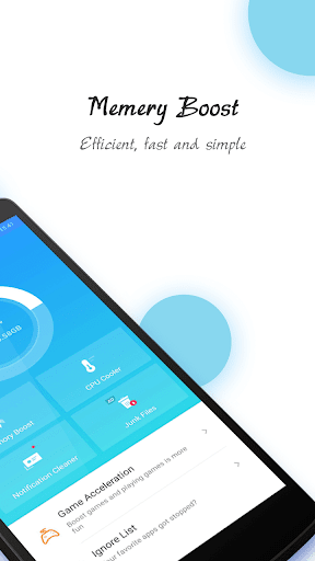 Max Booster - Optimize your phone fast and great 1.0.8 screenshots 2