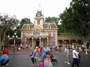 Photo: Disneyland - City Hall