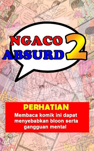 Komik Lucu Ngaco 2: Absurd