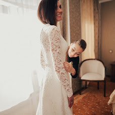 Wedding photographer Aleksandr Muravev (AlexMuravey). Photo of 13.03.2018