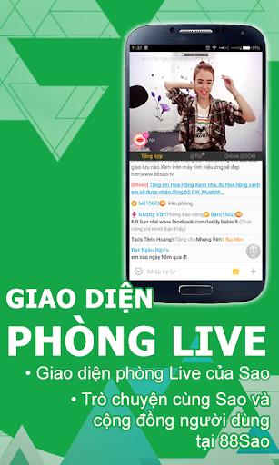 88Sao.TV - Live Video Streaming 1.1.1 screenshots 7