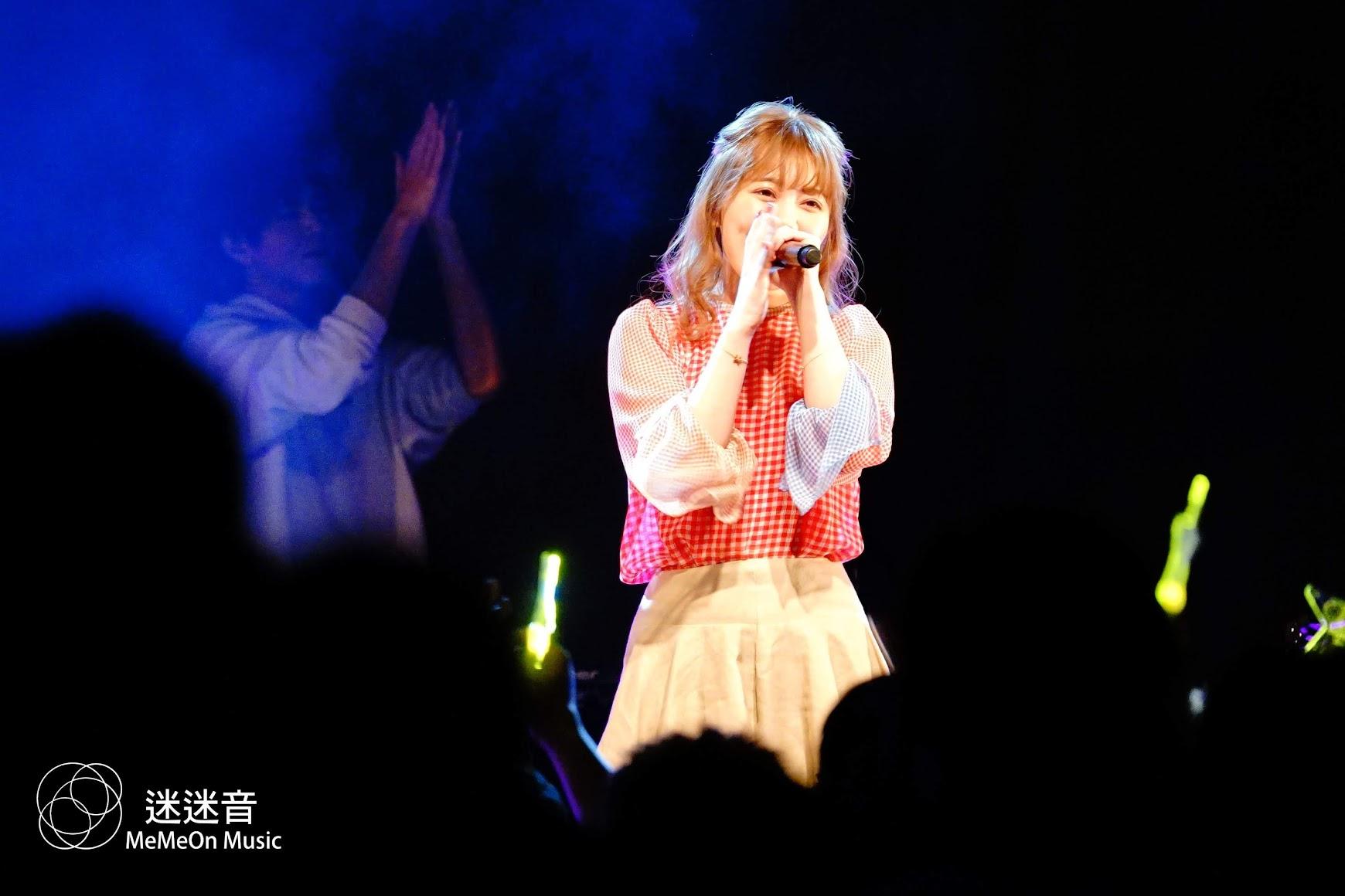【迷迷現場】日本甜心歌姬 MACO 首次台灣個唱