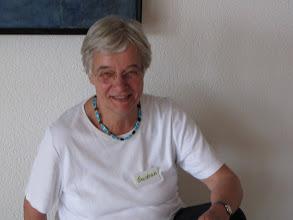 Photo: Gudrun Rütten - Mitglied im Kernteam des Peace Camps