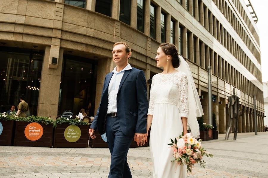 Wedding photographer Aleksandra Kharlamova (akharlamova). Photo of 07.08.2018