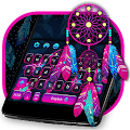 Dreamcatcher Keyboard Magical Theme download