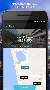 HotelQuickly - Just Travel- screenshot thumbnail