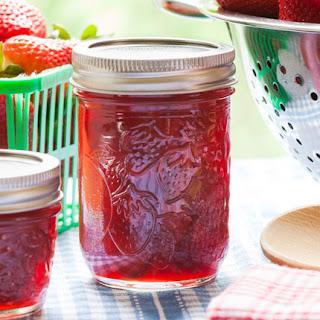 Strawberry Jelly - Fruit Pectin