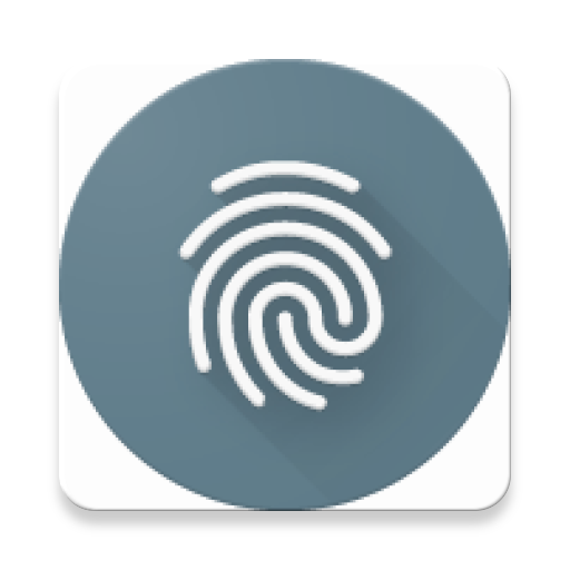 Fingerprint Auth Helper Demo 程式庫與試用程式 App LOGO-硬是要APP