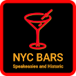 NYC Bars: Guide to Speakeasies and Historic Bars icon