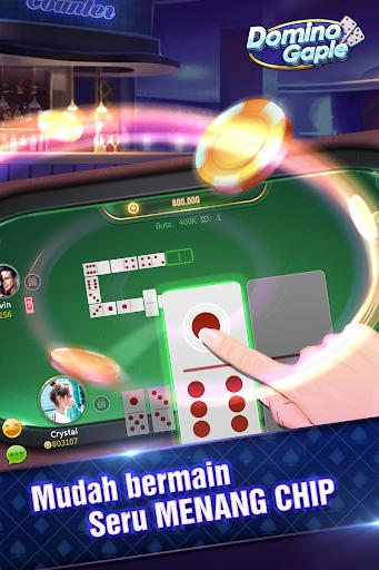 Domino Gaple TopFun(Domino QiuQiu):Free dan online 1.1.1 screenshots 6