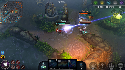 Vainglory  screenshots 14