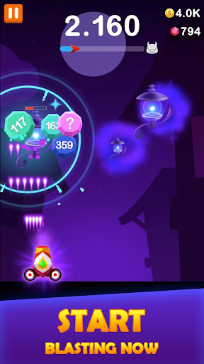 Cannon Ball Blast - Jump Ball Shooter Master filehippodl screenshot 8