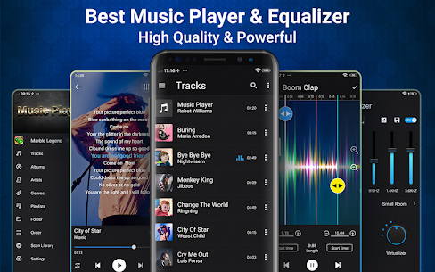 Music Player for Android-Audio 3.0.0 Latest MOD APK 1