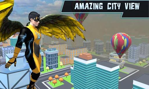 Flying Superheroes Battleground- Flying Adventure 1.02 screenshots 2