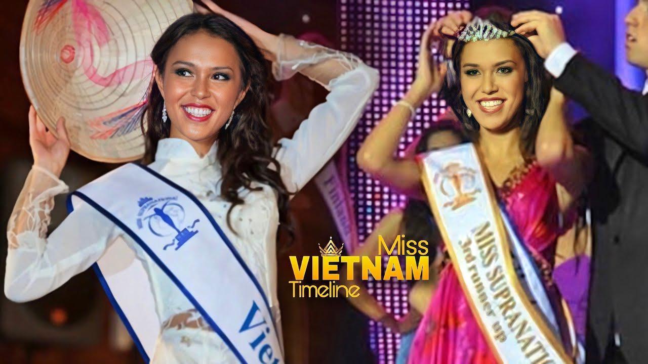 Daniela Nguyễn Thu Mây xuất sắc đăng quang Á hậu 3 Hoa hậu Siêu quốc gia  2011 (Miss Supranational) - YouTube