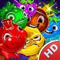 Zombie Fruit Match 3
