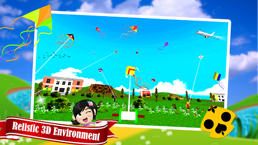 Basant The Kite Fight 3D : Kite Flying Games 2020 1.0.1 screenshots 8