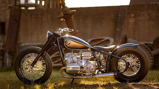 Cool BMW Motorcycles Wallpaper screenshots 12