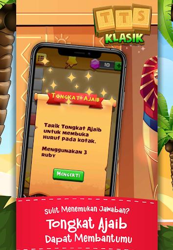 TTS Klasik - Teka Teki Silang Indonesia 2020 apkpoly screenshots 13