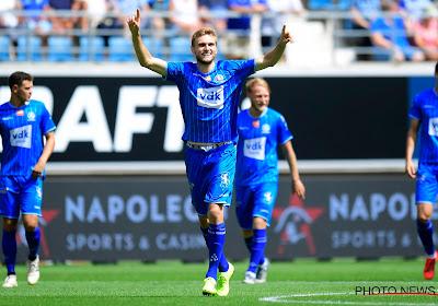 Ontketend AA Gent speelt Eupen helemaal kapot, Depoitre viert terugkeer