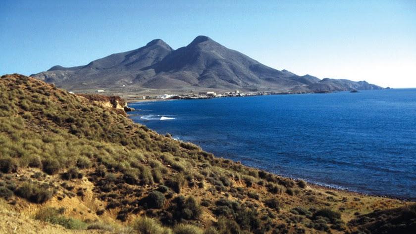 Imagen de archivo de Cabo de Gata.
