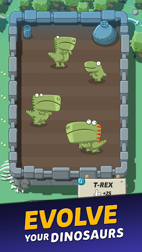 Crazy Dino Park - screenshot