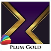 Plum Gold For XPERIA™