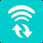WiFi+Transfer icon