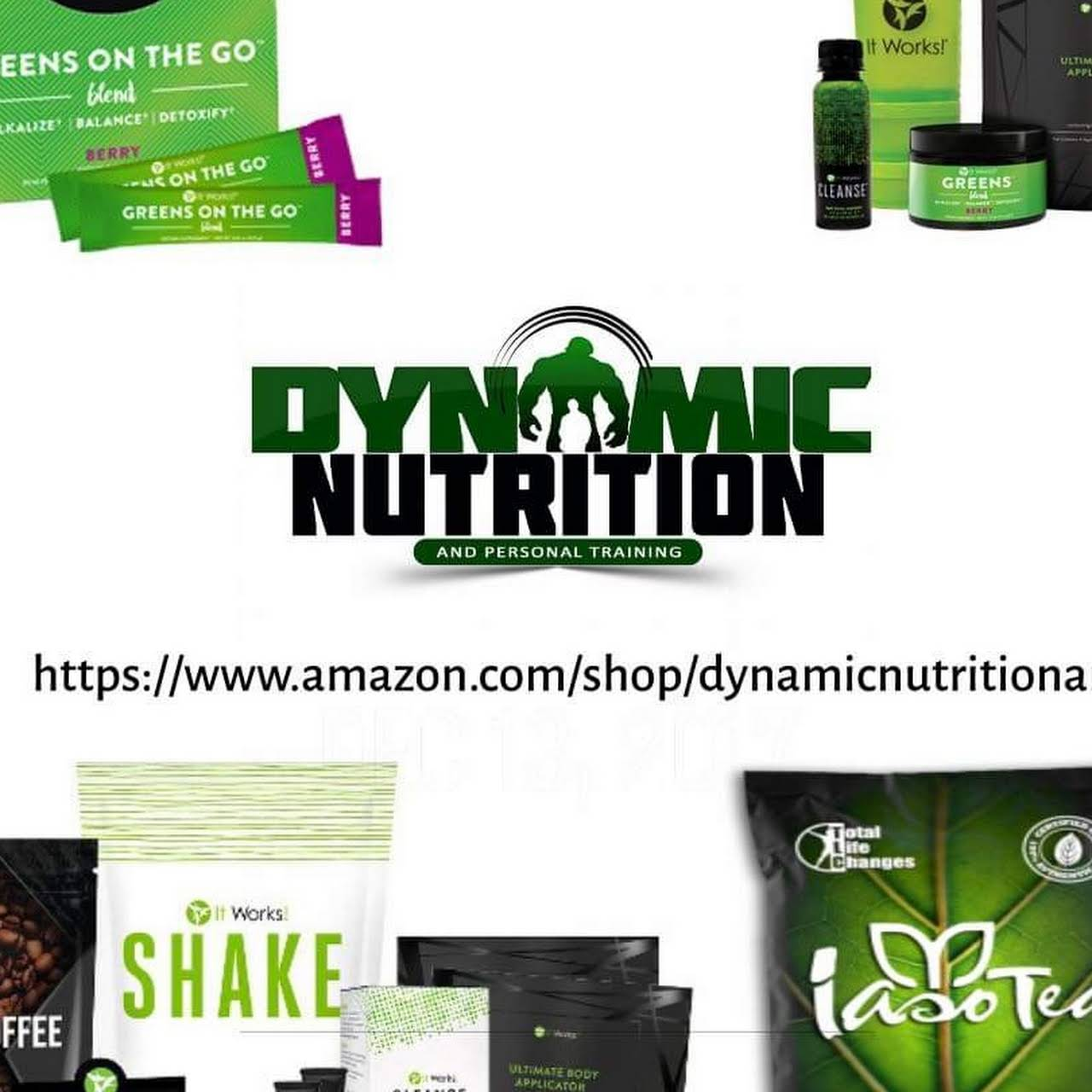 Dynamic Nutrition And Personal Training LLC - Personal